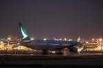 BENKIMAN-ENLさんが、成田国際空港で撮影したキャセイパシフィック航空 777-367の航空フォト(写真)