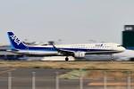 kaeru6006さんが、羽田空港で撮影した全日空 A321-272Nの航空フォト(写真)