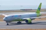 ⚓ほそっち⚓さんが、関西国際空港で撮影したジンエアー 777-2B5/ERの航空フォト(写真)