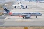 ⚓ほそっち⚓さんが、関西国際空港で撮影したジェットスター・アジア A320-232の航空フォト(写真)