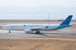 ⚓ほそっち⚓さんが、関西国際空港で撮影したガルーダ・インドネシア航空 A330-343Xの航空フォト(写真)