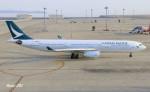 RINA-281さんが、中部国際空港で撮影したキャセイパシフィック航空 A330-343Xの航空フォト(写真)