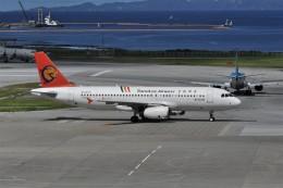 kumagorouさんが、那覇空港で撮影したトランスアジア航空 A320-232の航空フォト(飛行機 写真・画像)