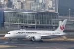 RYO13さんが、羽田空港で撮影した日本航空 787-8 Dreamlinerの航空フォト(写真)
