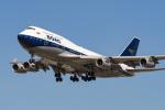 LAX Spotterさんが、ロサンゼルス国際空港で撮影したブリティッシュ・エアウェイズ 747-436の航空フォト(写真)