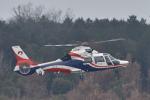 ワイエスさんが、熊本空港で撮影した熊本県防災消防航空隊 AS365N3 Dauphin 2の航空フォト(写真)