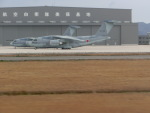 ヒロリンさんが、米子空港で撮影した航空自衛隊 C-2の航空フォト(写真)