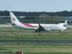 ヒロリンさんが、フランクフルト国際空港で撮影したアルジェリア航空 737-8D6の航空フォト(写真)