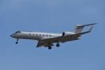 たっしーさんが、北京首都国際空港で撮影したアメリカ企業所有 G-V-SP Gulfstream G550の航空フォト(写真)