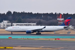 mojioさんが、成田国際空港で撮影したデルタ航空 A330-323Xの航空フォト(写真)