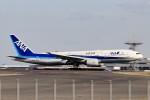 kaeru6006さんが、羽田空港で撮影した全日空 777-281/ERの航空フォト(写真)