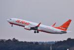 mojioさんが、成田国際空港で撮影したチェジュ航空 737-8JPの航空フォト(写真)
