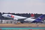mojioさんが、成田国際空港で撮影したフェデックス・エクスプレス 777-FS2の航空フォト(写真)