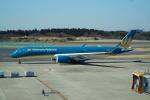 FRTさんが、成田国際空港で撮影したベトナム航空 A350-941XWBの航空フォト(飛行機 写真・画像)