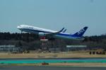 FRTさんが、成田国際空港で撮影した全日空 767-381/ERの航空フォト(写真)