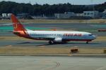 FRTさんが、成田国際空港で撮影したチェジュ航空 737-8ALの航空フォト(飛行機 写真・画像)