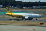 FRTさんが、成田国際空港で撮影したバニラエア A320-214の航空フォト(飛行機 写真・画像)