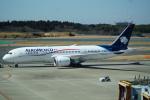 FRTさんが、成田国際空港で撮影したアエロメヒコ航空 787-8 Dreamlinerの航空フォト(飛行機 写真・画像)