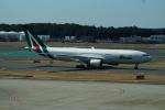 FRTさんが、成田国際空港で撮影したアリタリア航空 A330-202の航空フォト(飛行機 写真・画像)