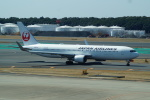 FRTさんが、成田国際空港で撮影した日本航空 767-346/ERの航空フォト(飛行機 写真・画像)