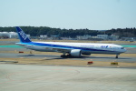 FRTさんが、成田国際空港で撮影した全日空 777-381/ERの航空フォト(飛行機 写真・画像)