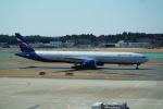 FRTさんが、成田国際空港で撮影したアエロフロート・ロシア航空 777-3M0/ERの航空フォト(飛行機 写真・画像)