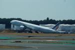 FRTさんが、成田国際空港で撮影したエールフランス航空 777-328/ERの航空フォト(飛行機 写真・画像)
