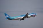 JA8037さんが、成田国際空港で撮影したエア・タヒチ・ヌイ A340-313Xの航空フォト(写真)