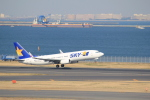 keitsamさんが、羽田空港で撮影したスカイマーク 737-8HXの航空フォト(写真)