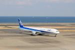 keitsamさんが、羽田空港で撮影した全日空 777-381の航空フォト(写真)
