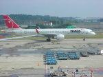 keitsamさんが、成田国際空港で撮影したノースウエスト航空 757-251の航空フォト(写真)