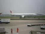 keitsamさんが、上海虹橋国際空港で撮影した中国国際航空 777-2J6の航空フォト(飛行機 写真・画像)