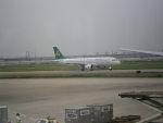 keitsamさんが、上海虹橋国際空港で撮影した春秋航空 A320-214の航空フォト(飛行機 写真・画像)