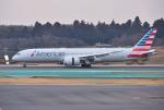 mojioさんが、成田国際空港で撮影したアメリカン航空 787-9の航空フォト(写真)