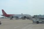 keitsamさんが、三亜鳳凰国際空港で撮影した深圳航空 A320-214の航空フォト(飛行機 写真・画像)