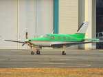 otromarkさんが、八尾空港で撮影した日本法人所有 PA-46-350P Malibu Mirageの航空フォト(写真)