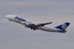 Timothyさんが、成田国際空港で撮影したポーラーエアカーゴ 747-46NF/SCDの航空フォト(写真)