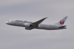 Timothyさんが、成田国際空港で撮影した日本航空 787-8 Dreamlinerの航空フォト(写真)