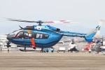 MOR1(新アカウント)さんが、名古屋飛行場で撮影した愛知県警察 BK117C-2の航空フォト(写真)