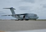 くーぺいさんが、那覇空港で撮影した航空自衛隊 C-2の航空フォト(写真)