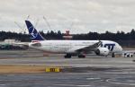 jjieさんが、成田国際空港で撮影したLOTポーランド航空 787-8 Dreamlinerの航空フォト(写真)