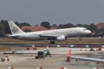 jjieさんが、プノンペン国際空港で撮影したJCインターナショナル航空 A320-214の航空フォト(写真)