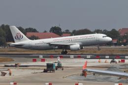 jjieさんが、プノンペン国際空港で撮影したJCインターナショナル航空 A320-214の航空フォト(飛行機 写真・画像)
