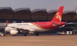jjieさんが、プノンペン国際空港で撮影した深圳航空 A320-232の航空フォト(飛行機 写真・画像)