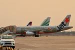 jjieさんが、シェムリアップ国際空港で撮影したジェットスター・アジア A320-232の航空フォト(写真)
