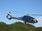 ランチパッドさんが、静岡ヘリポートで撮影した静岡エアコミュータ EC130B4の航空フォト(写真)