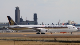 raichanさんが、成田国際空港で撮影したシンガポール航空 787-10の航空フォト(写真)
