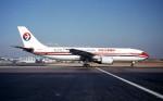 ハミングバードさんが、名古屋飛行場で撮影した中国東方航空 A300B4-605Rの航空フォト(写真)