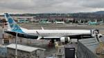 Ocean-Lightさんが、レントン市営空港で撮影したボーイング 737-9-MAXの航空フォト(写真)