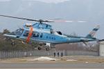 MOR1(新アカウント)さんが、松本空港で撮影した新潟県警察 A109E Powerの航空フォト(写真)